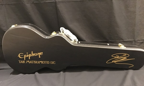 DC Standard Plus – Epiphone (Guitar)のケース・その他画像
