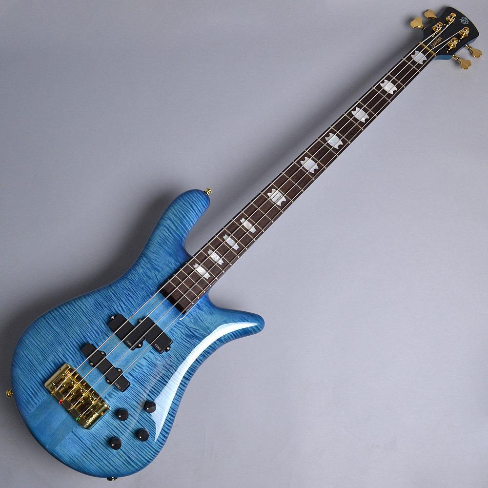 EURO 4 LX Premium Wood / Bahama Blue
