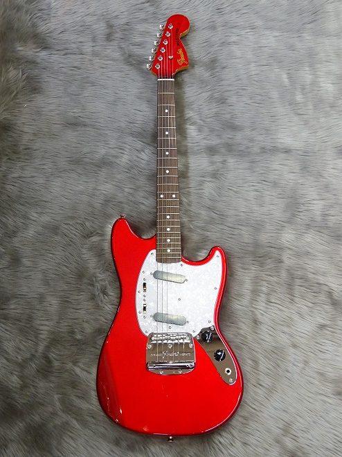 Japan Exclusive Series Classic 70s Mustang Matching Headcap Rosewood Fingerboardの全体画像(縦)