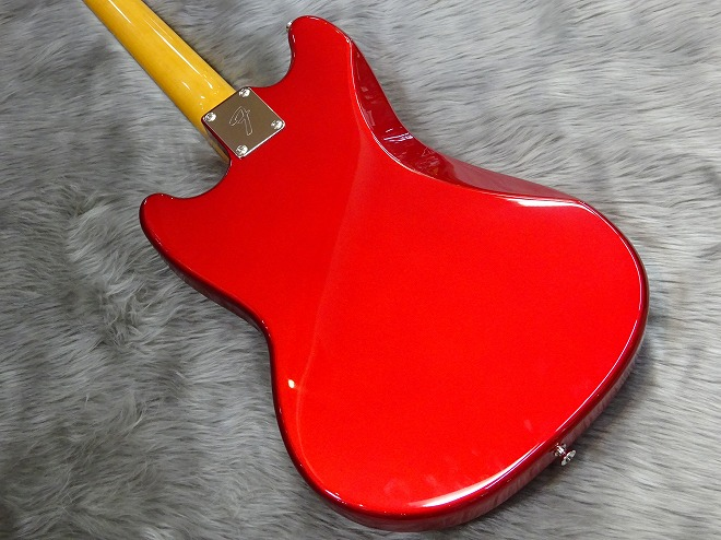 Japan Exclusive Series Classic 70s Mustang Matching Headcap Rosewood Fingerboardのボディバック-アップ画像