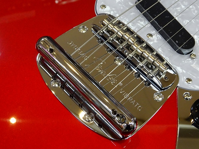 Japan Exclusive Series Classic 70s Mustang Matching Headcap Rosewood Fingerboardのケース・その他画像