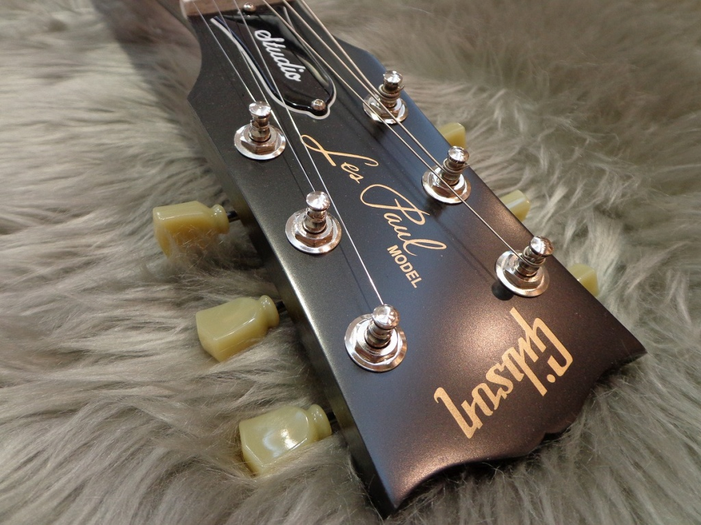 Les Paul Studio Faded 2016のヘッド画像