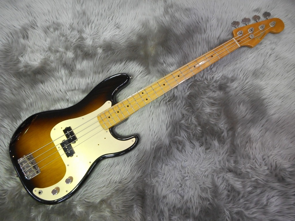 50s Precision Bass(JIMMY WALLACE搭載)