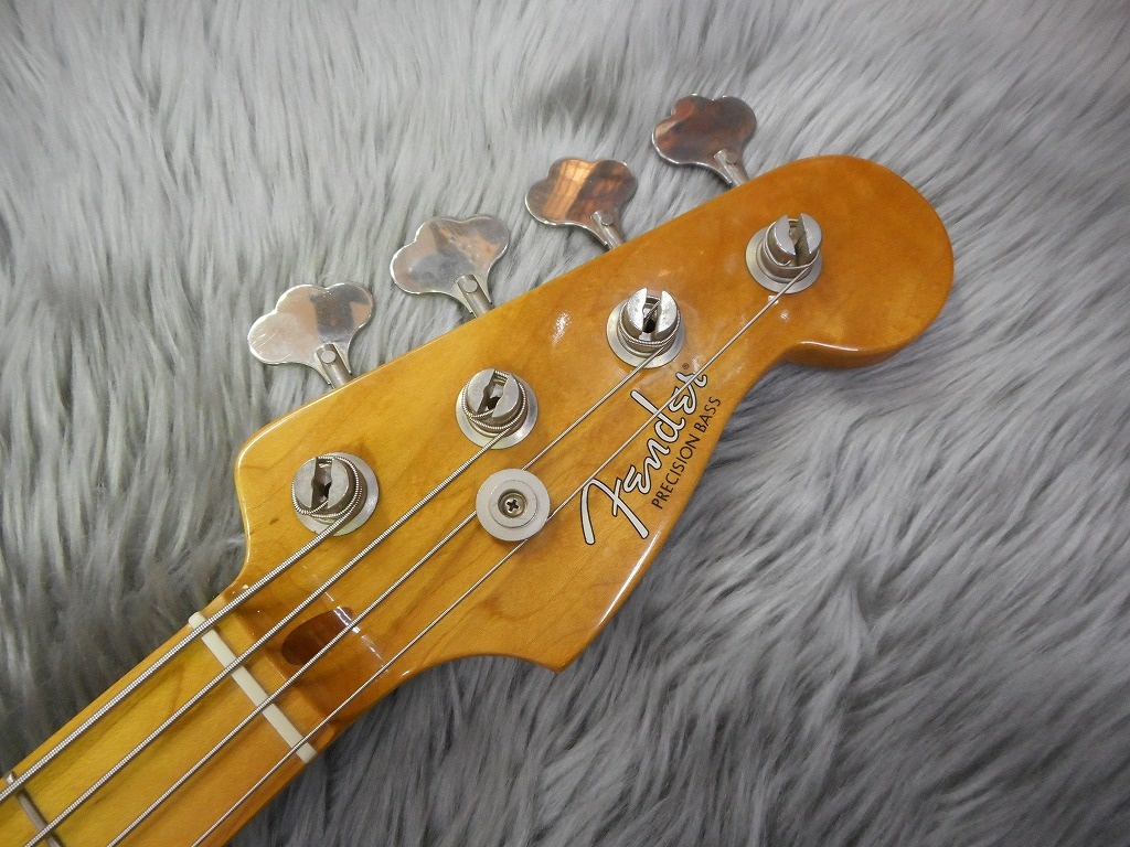 50s Precision Bass(JIMMY WALLACE搭載)のヘッド画像