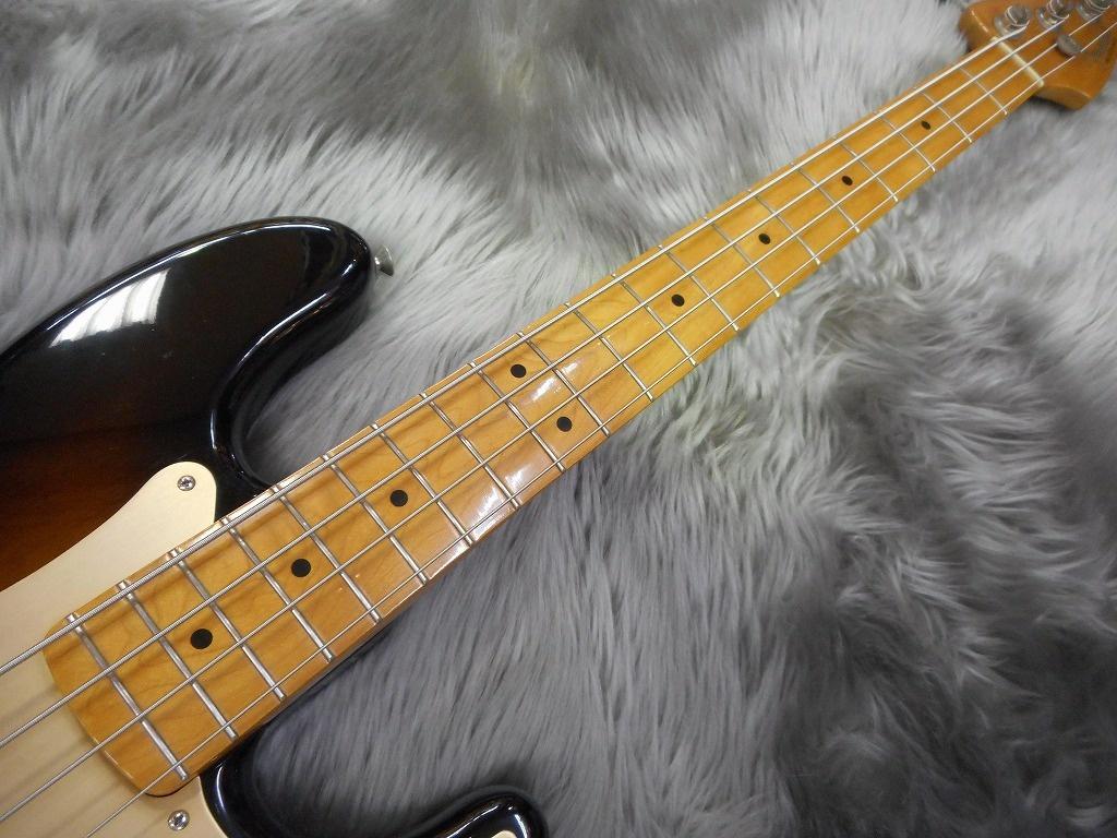 50s Precision Bass(JIMMY WALLACE搭載)の全体画像(縦)