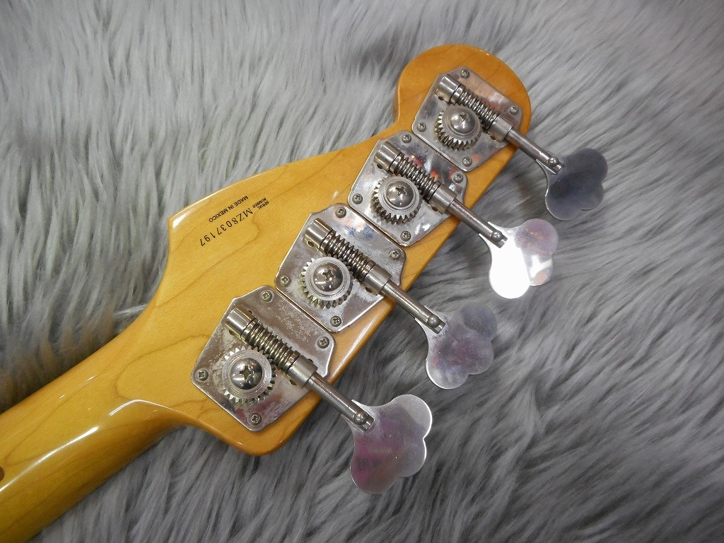 50s Precision Bass(JIMMY WALLACE搭載)のヘッド裏-アップ画像