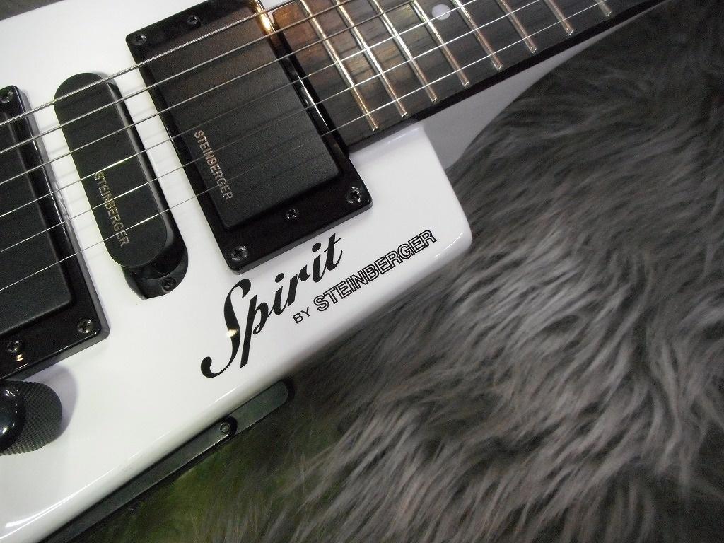 Spirit GT-PRO Deluxeのボディトップ-アップ画像