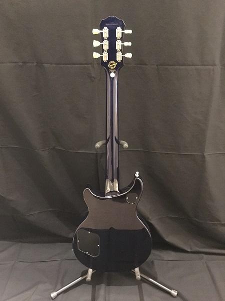DC Standard Plus – Epiphone (Guitar)のボディバック-アップ画像