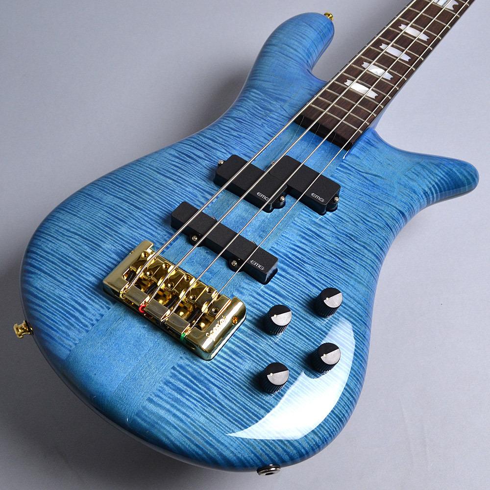 EURO 4 LX Premium Wood / Bahama Blueのボディトップ-アップ画像