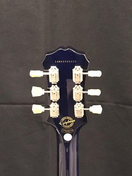 DC Standard Plus – Epiphone (Guitar)のヘッド裏-アップ画像
