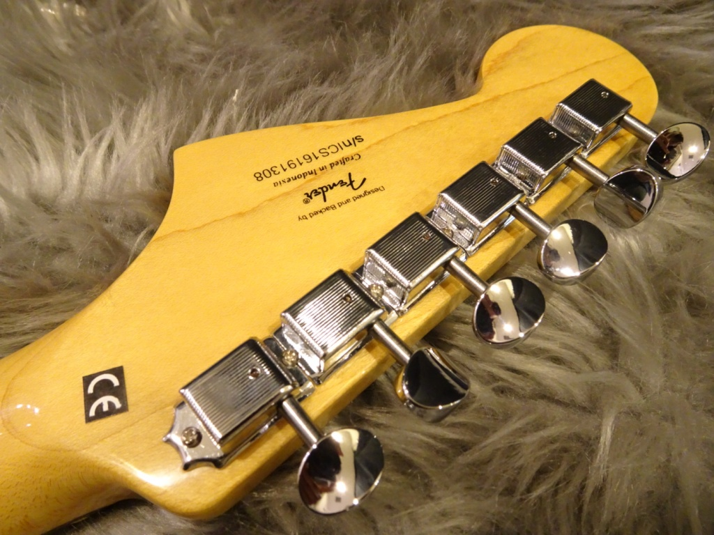 Vintage Modified Jazzmasterのケース・その他画像