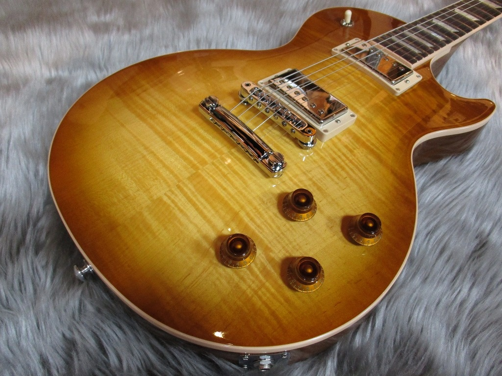 LesPaul Standard T 2017 Honey Burst – Gibson (Guitar)のボディトップ-アップ画像