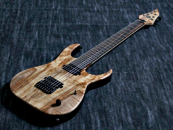 Cobra Special7 HT/T Spalted Maple Top 4 over 3 Head
