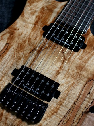 Cobra Special7 HT/T Spalted Maple Top 4 over 3 Headのケース・その他画像