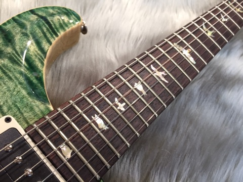 PRS Custom 24/2016 LTD /FEGの指板画像
