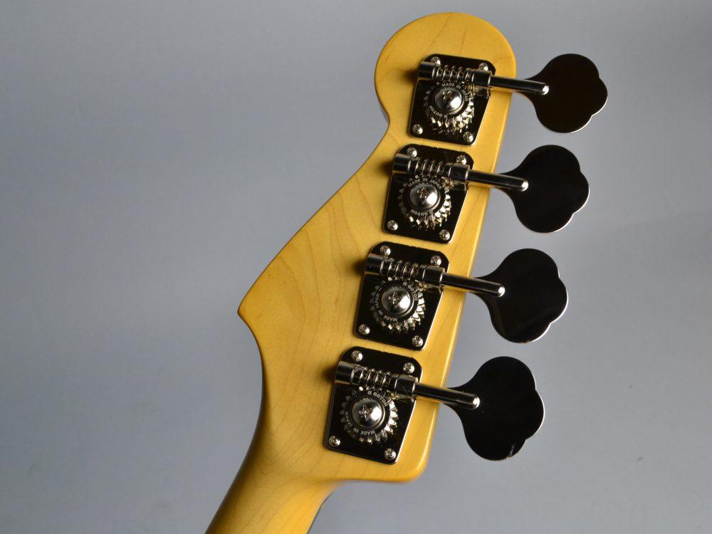 Japan Exclusive Classic '60s Jazz Bassのヘッド裏-アップ画像