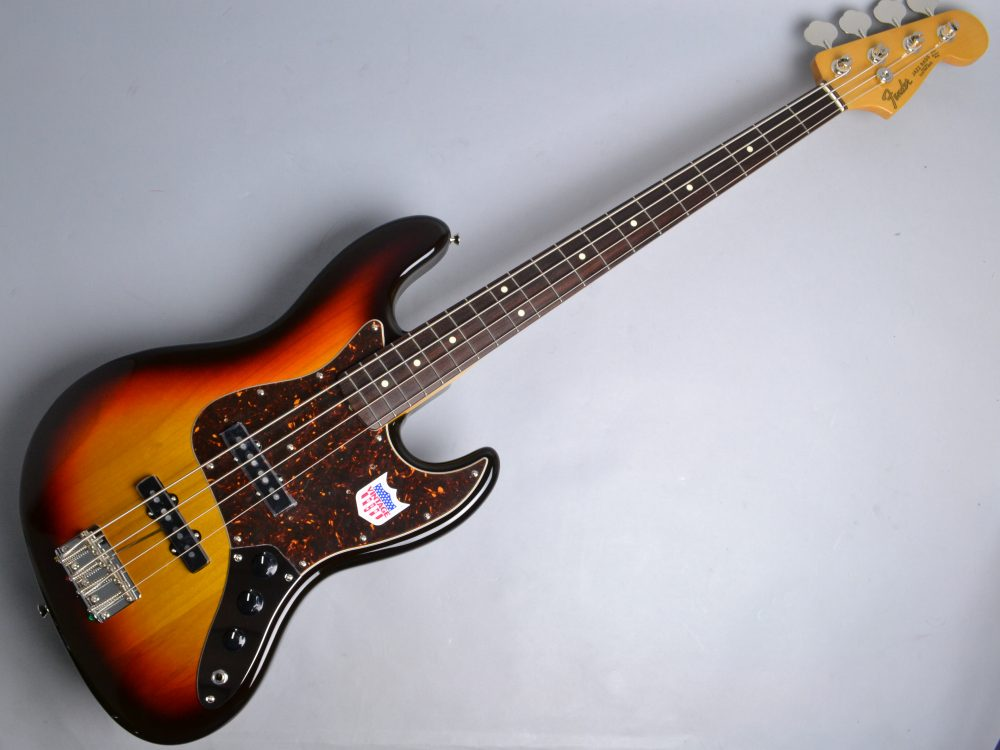 Japan Exclusive Classic 60s Jazz Bass USA Pickupsのボディトップ-アップ画像