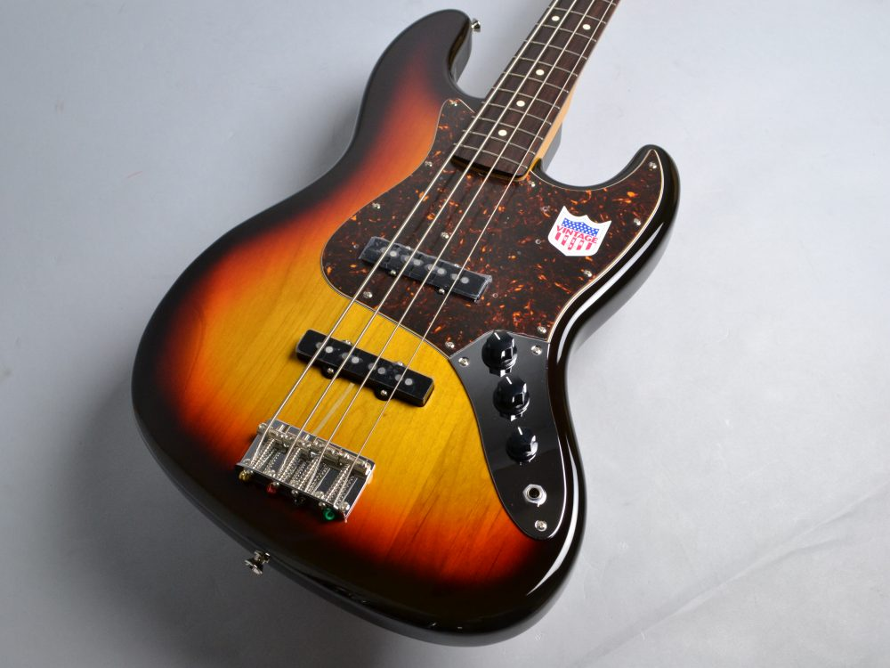 Japan Exclusive Classic 60s Jazz Bass USA Pickups