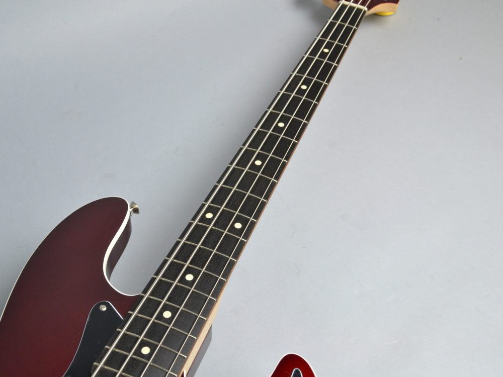 Japan Exclusive Aerodyne Jazz Bassの指板画像