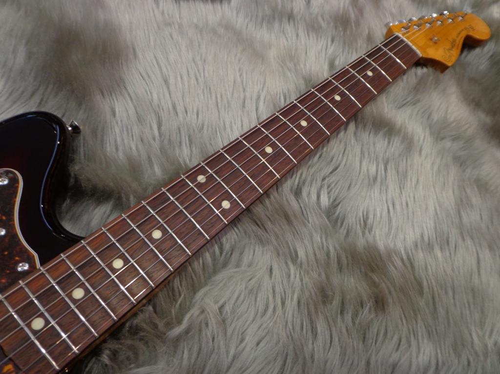 Japan Exclusive Series Classic 60s Jazzmasterの指板画像