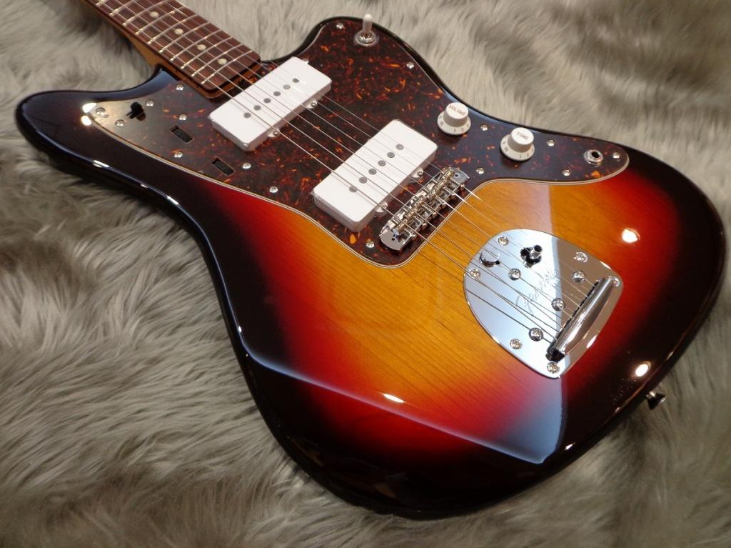 Japan Exclusive Series Classic 60s Jazzmasterのボディトップ-アップ画像