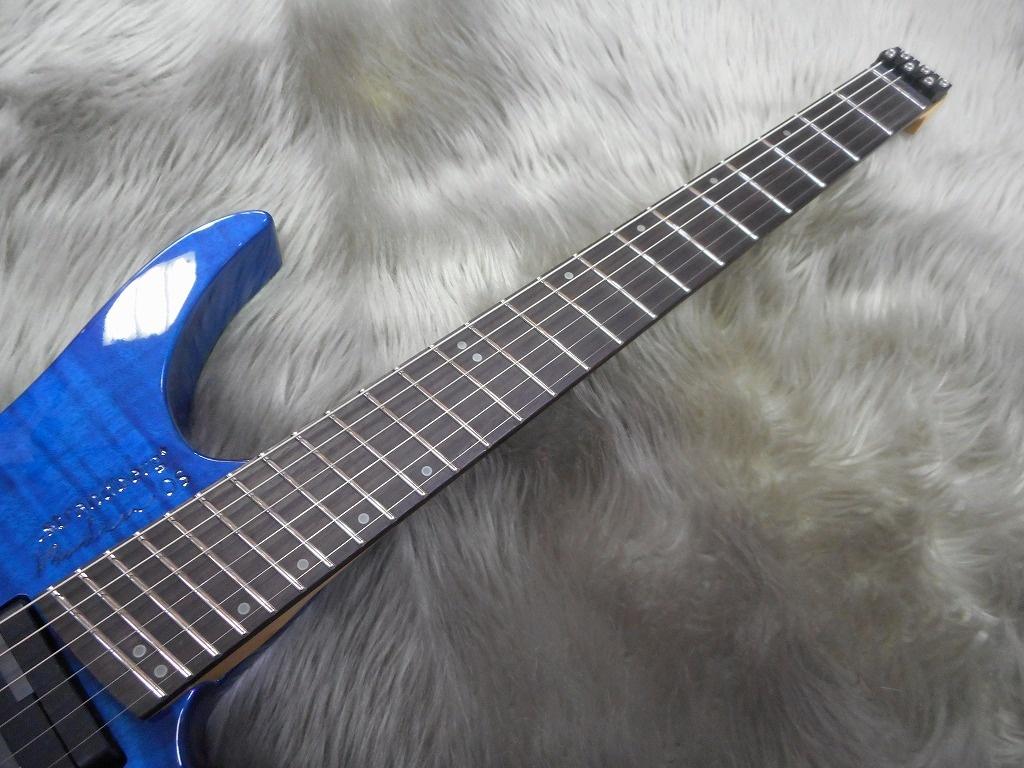 Boden OS6 TR Blue/Rのヘッド裏-アップ画像
