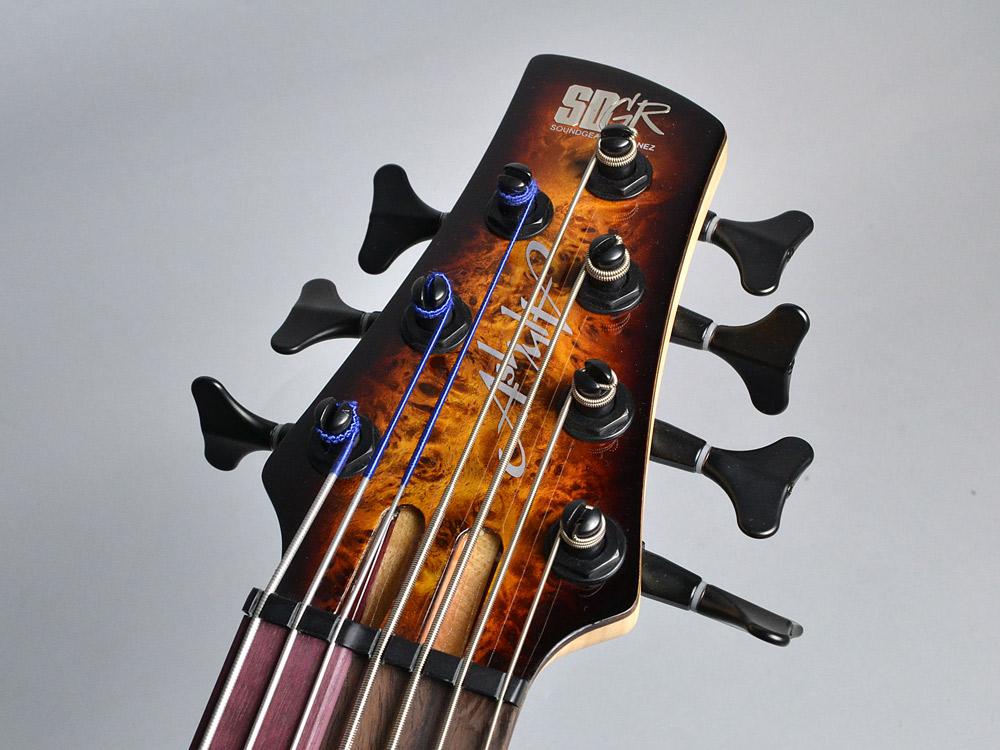 SRAS7 Ashula Bassのヘッド画像