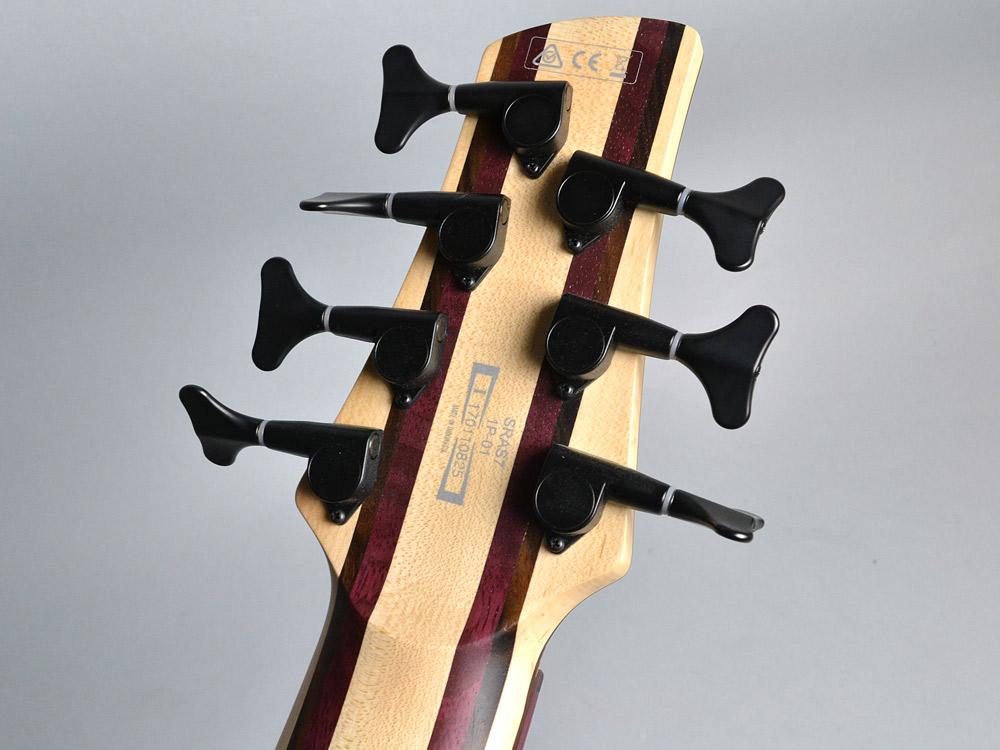 SRAS7 Ashula Bassのヘッド裏-アップ画像