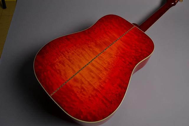 Hummingbird Quilt 2014年製のヘッド裏-アップ画像