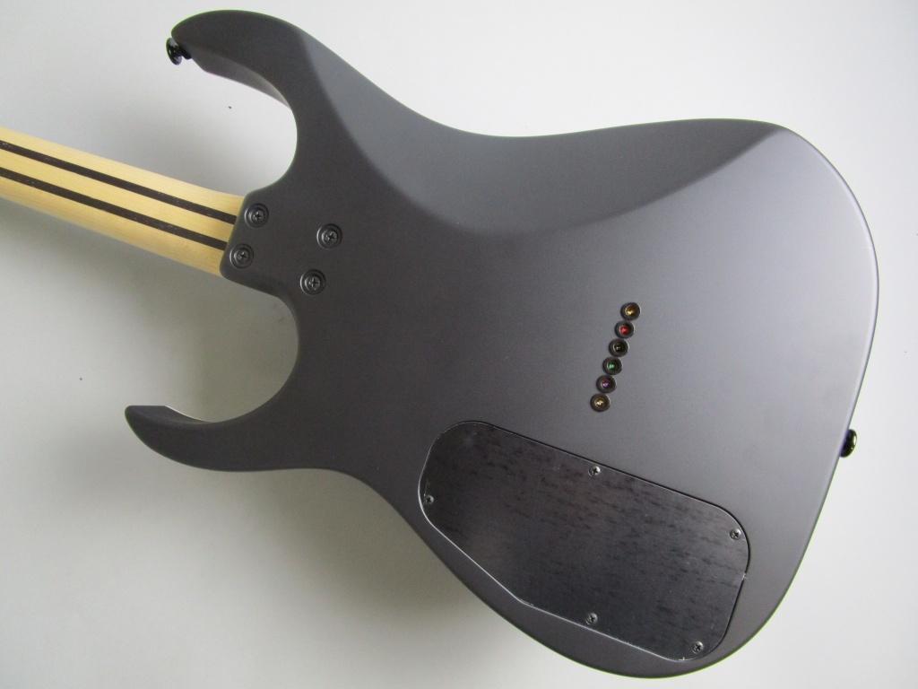 Cobra JS6のボディバック-アップ画像