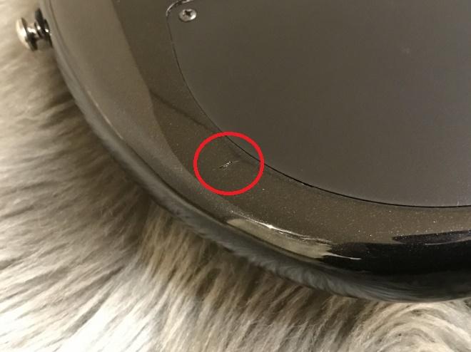 SR300/LH/USEDの指板画像