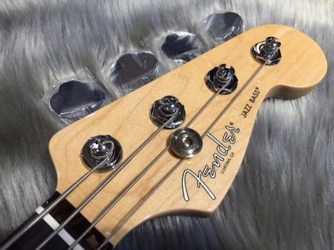 American Professional Jazz Bass RW/3TSのヘッド画像