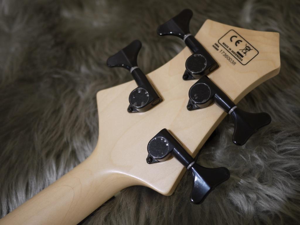 M7-4st/S.Ash+Mapleのヘッド裏-アップ画像