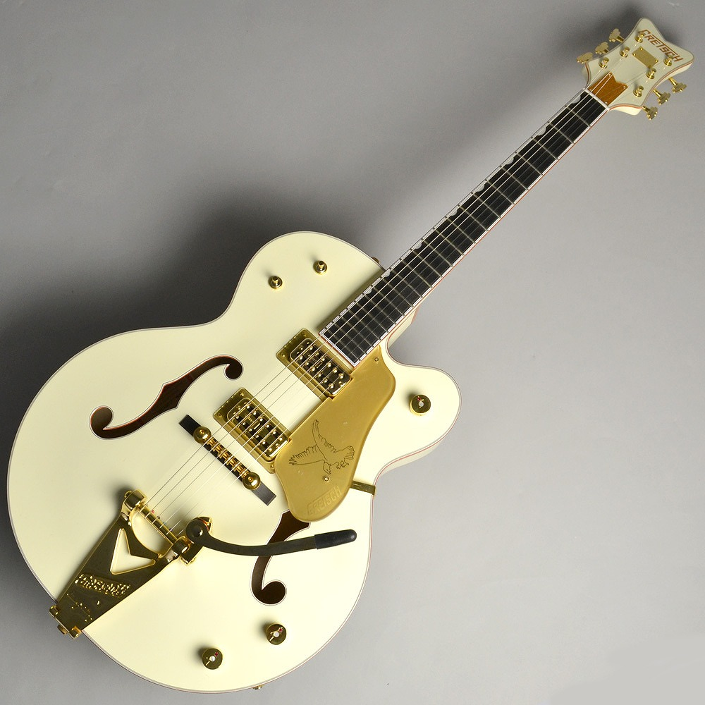 Vintage Select Edition 1959 Falcon G6136T-59 VSのボディトップ-アップ画像
