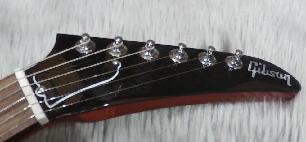 Gibson Explorer 2017のヘッド画像