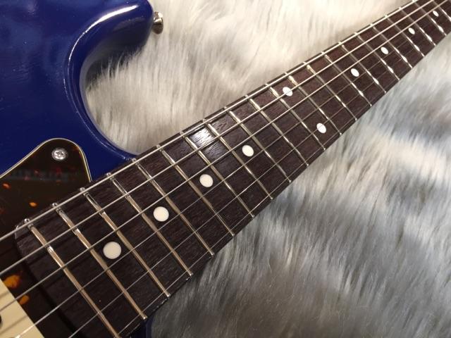 STR-343/NAVY-BLUE(#D723)の指板画像