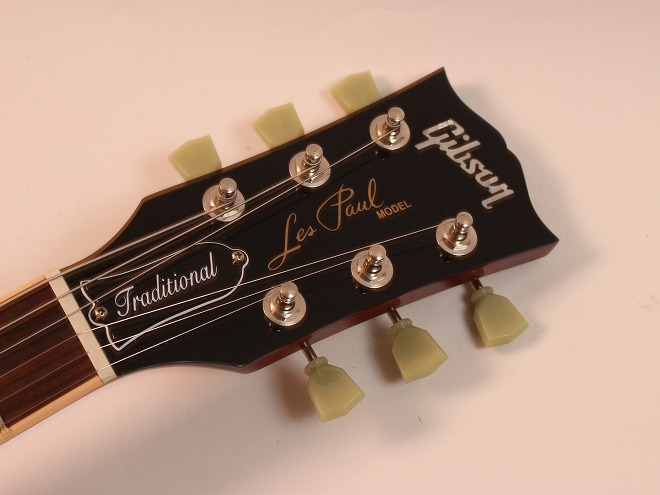 LesPaul Traditional 2016 ITのヘッド画像