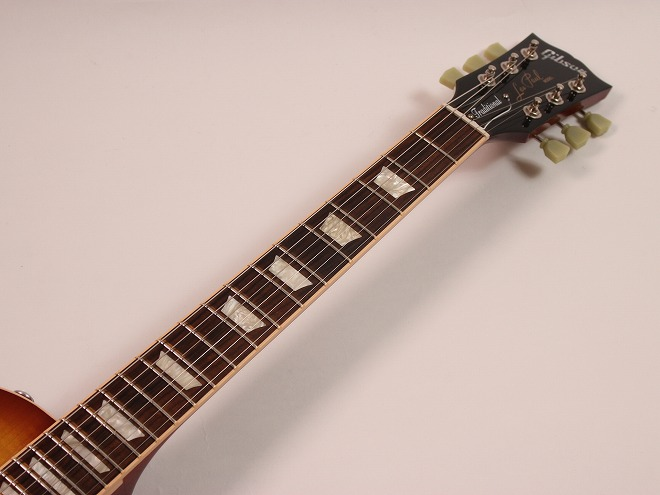 LesPaul Traditional 2016 ITの指板画像