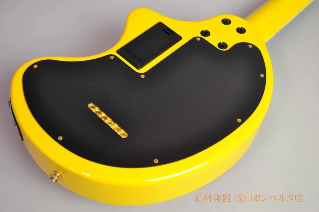YELLOW HEART ZO-3のボディバック-アップ画像