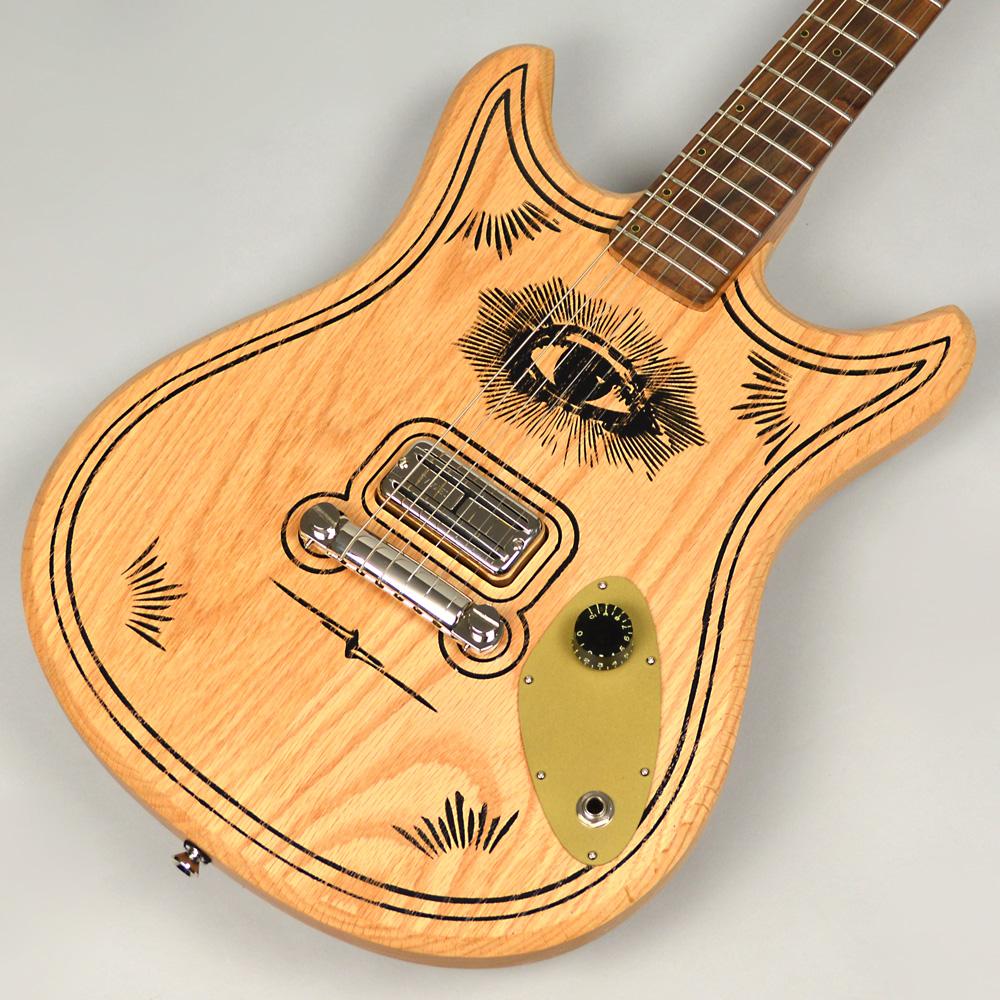 Magic 13 Guitarのボディトップ-アップ画像