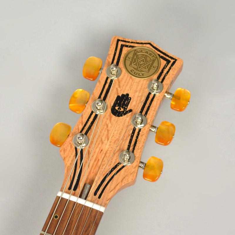 Magic 13 Guitarのヘッド画像