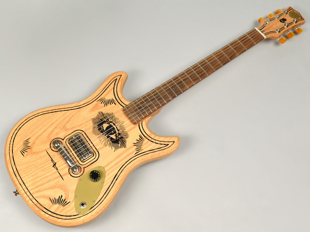 Magic 13 Guitar