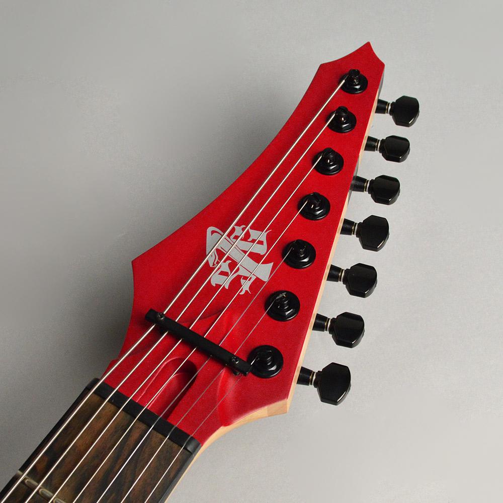 Cobra JS7 / Blood Redのヘッド画像
