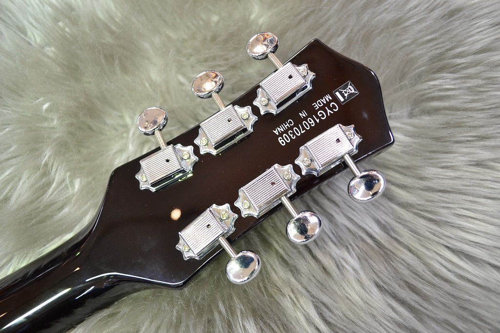 G5435T Pro Jet™ with Bigsby®のヘッド裏-アップ画像