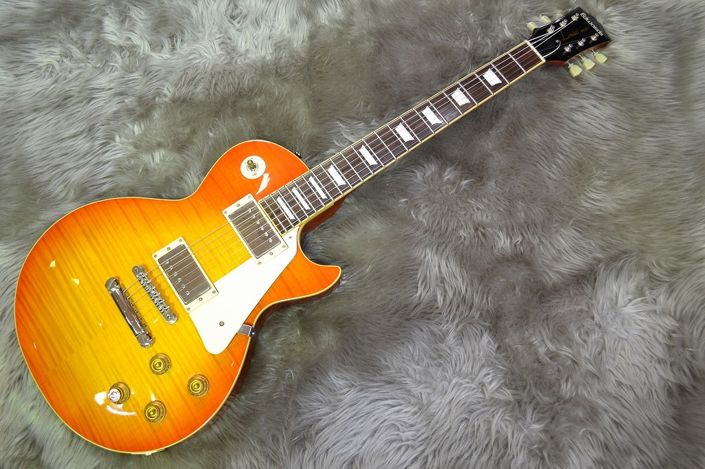 E-LP-92SD Cherry Sunburstの全体画像