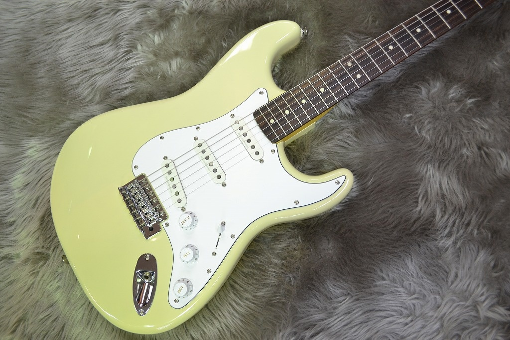 Vintage Modified Stratocaster Vintage Blondeのボディトップ-アップ画像