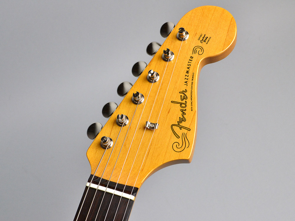 Japan Exclusive Classic 60s Jazzmasterのヘッド画像
