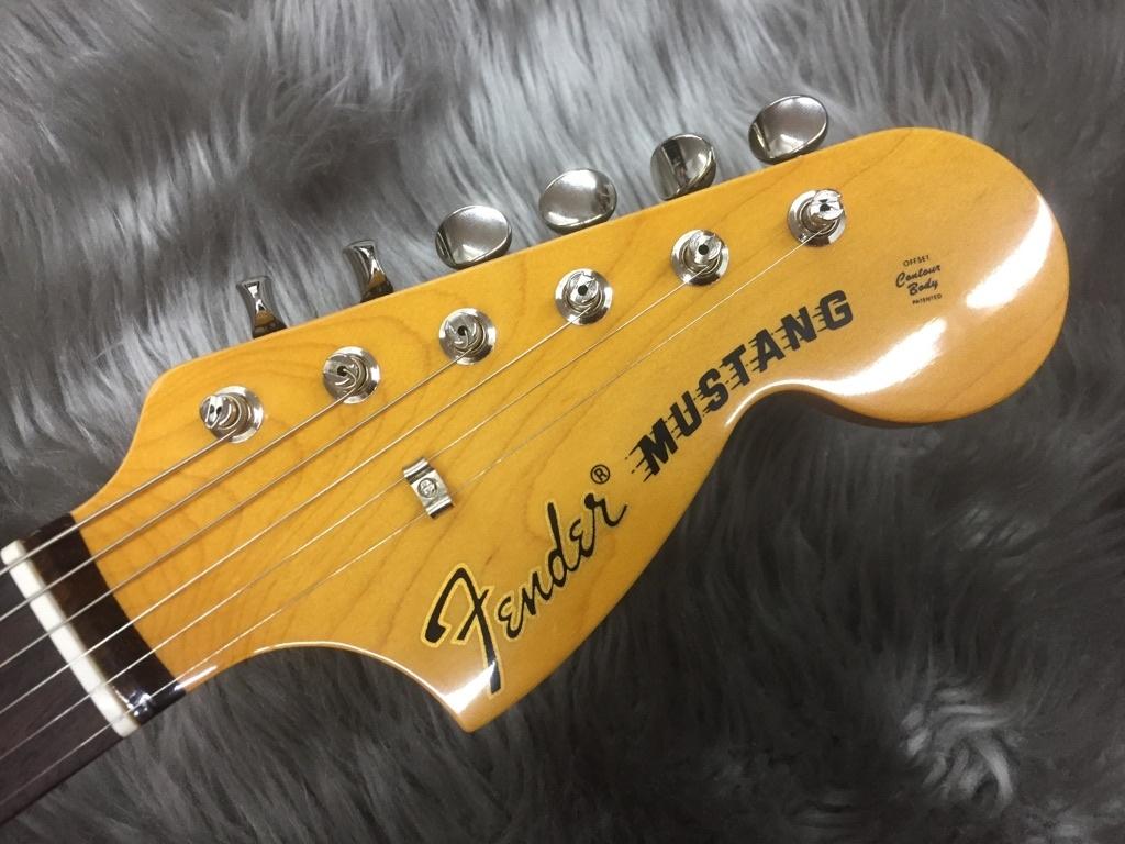 CLASSIC 70S MUSTANGのヘッド裏-アップ画像