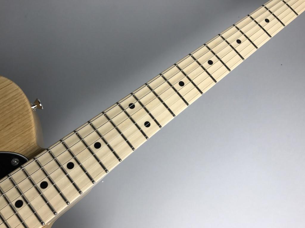 TL-Classic/M Ashの指板画像