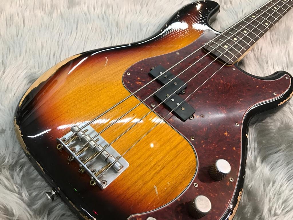 Balboa Bassのボディトップ-アップ画像